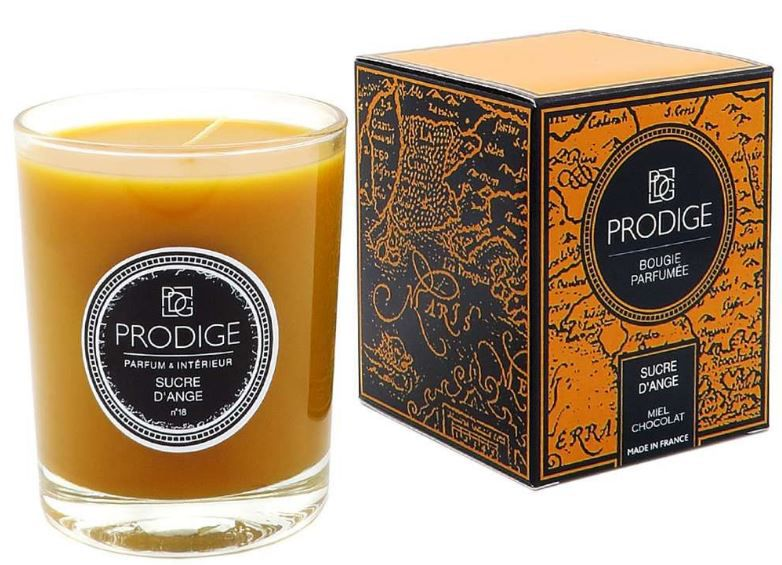 Bougie Sucre d'ange 140g